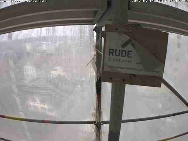 Webcam-Bild Dietmannsried